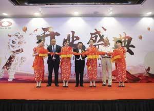 三石耐火材料(上海)有限公司を設立