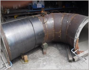 耐火煉瓦の株式会社三石ハイセラムのプレキャスト製品1